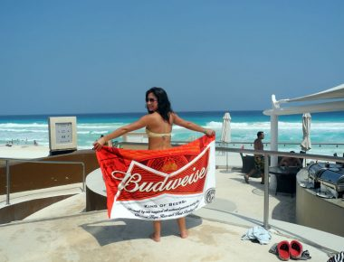 Anheuser Busch Capitol Beverage Sales Incentive Trip Hard Rock Hotel Cancun Mexico Budweiser