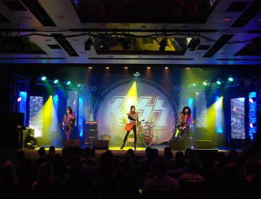 Annual Conference Opening Performance Rock Band Contemporary Resort Orlando Florida