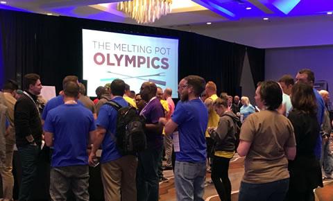 Annual Conference Team Building Olympic Event – Denver Colorado