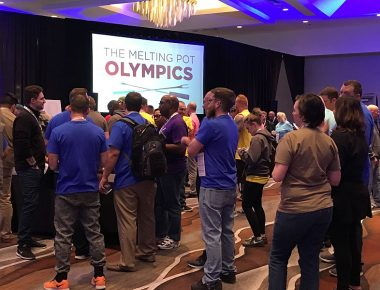 Annual Conference Teambuilding Olympic Event Denver Colorado