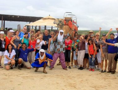 Cabo San Lucas Mexico Site Visit Camel Ride Beach Excursion CPS Meetings and Incentives