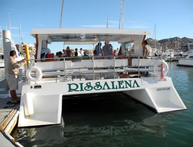 Corporate Incentive Trip Cabo San Lucas Private Catamaran Sailing Trip to the Arch