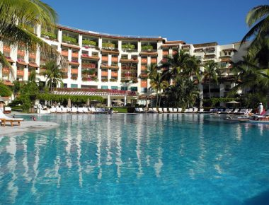 Corporate Incentive Trip Location Grand Velas Resort Pool Puerto Vallarta Mexico