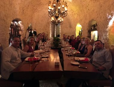 Corporate Sales Incentive Trip Riviera Maya Mexico Private Cave Dinner Xcaret Park