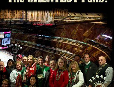 Minnesota Wild Incentive Event Hockey Stadium